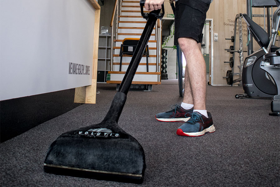 Commercial Carpet Cleaning Townsville