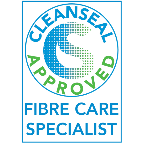 Accreditations and Awards - CleanSeal Fibre Care Specialist 2021 - Nice Threads Carpet Cleaning