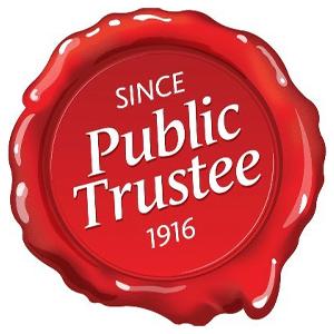 Public Trustee since 1916