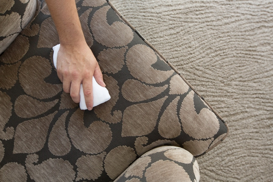Upholstery Cleaning Townsville
